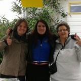 Mieke Gusinu, vrijwilliger