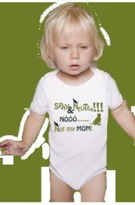 spay en neuter baby model